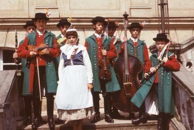 Lausitzer Musikgruppe, Fotograph: Józef Burszta (1914-1987)
